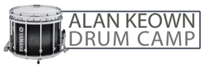 ALAN KEOWN DRUM CAMP
